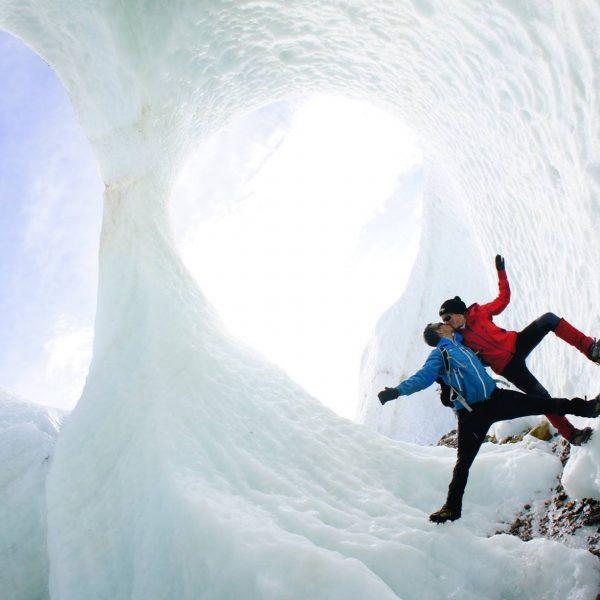 Glaciar Exploradores Patagonia